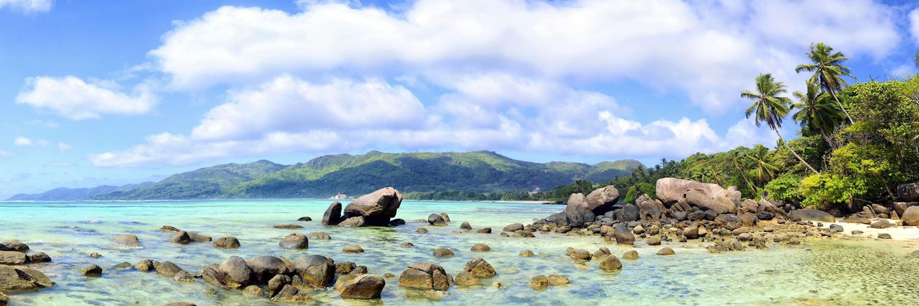 Visit Mahé Island, Seychelles