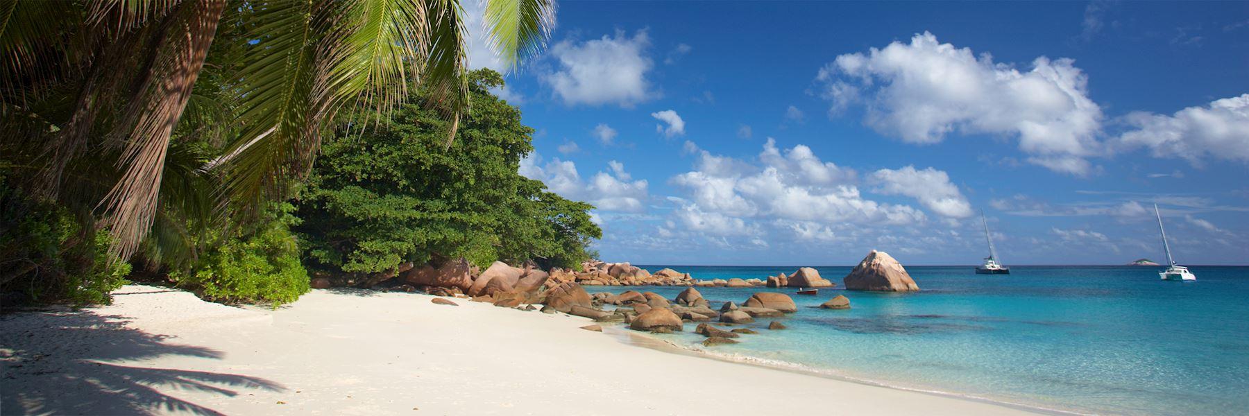 Visit Praslin, Seychelles