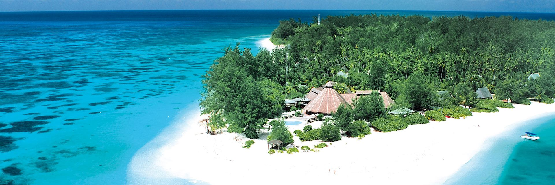 Denis Private Island, the Seychelles