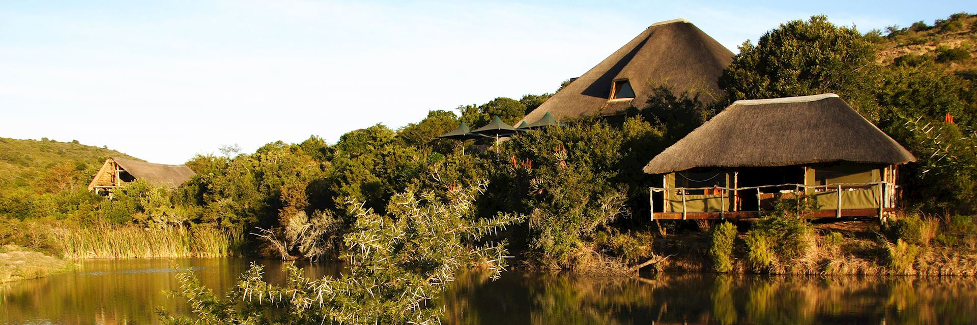 Shamwari Bayethe Lodge, South Africa