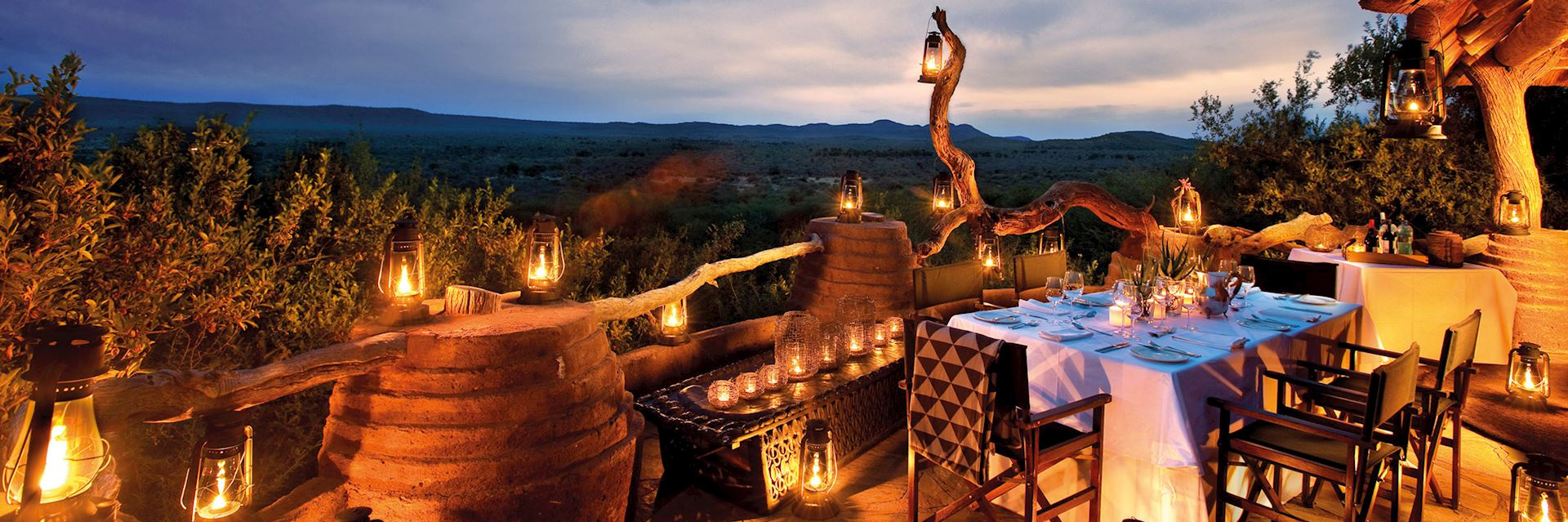 Madikwe Safari Lodge, Madikwe Game Reserve