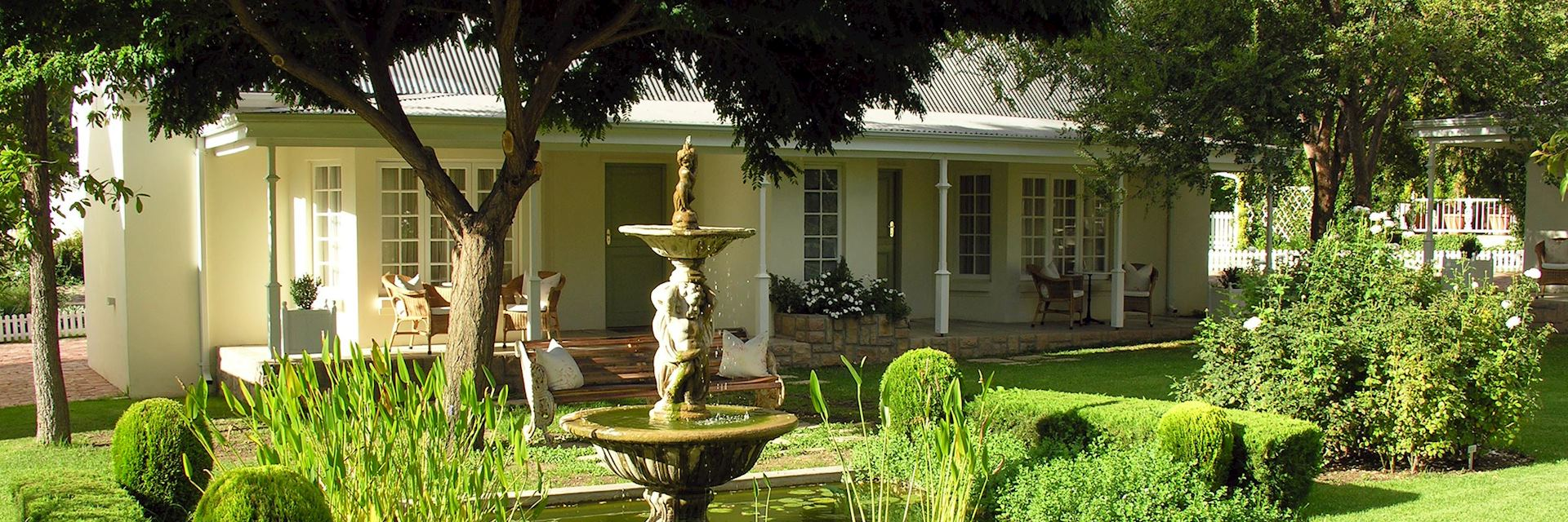 Rosenhof Country House, Oudtshoorn & Surrounds