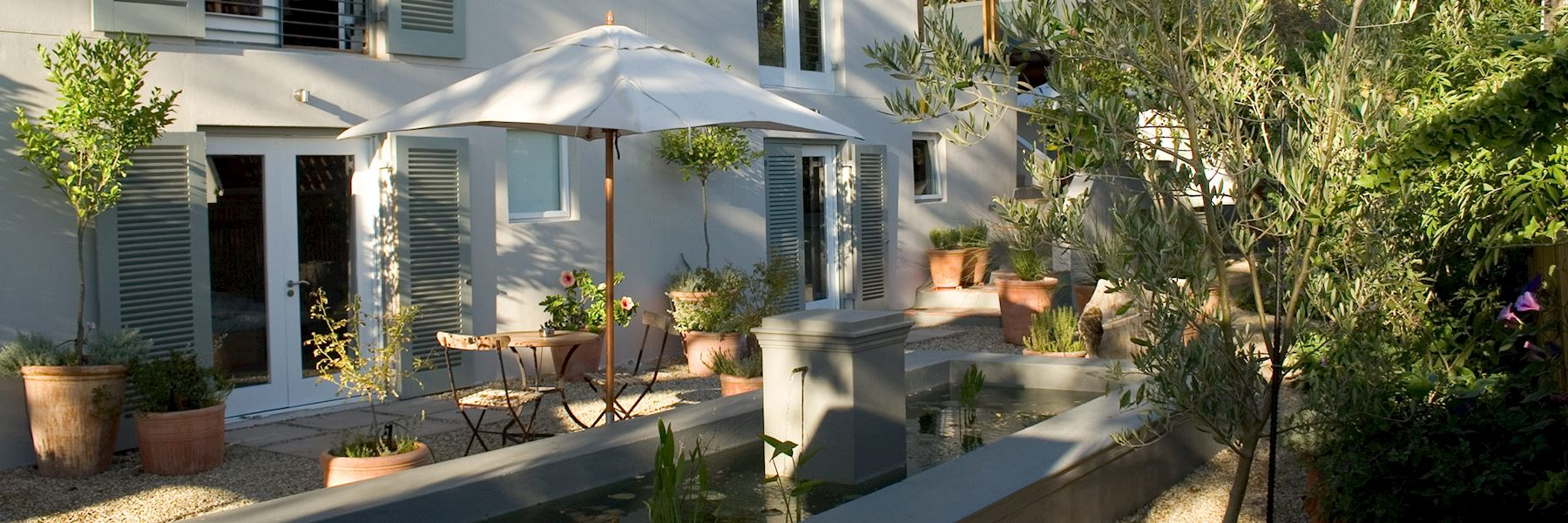 four rosmead guest house hotels in cape town audley travel