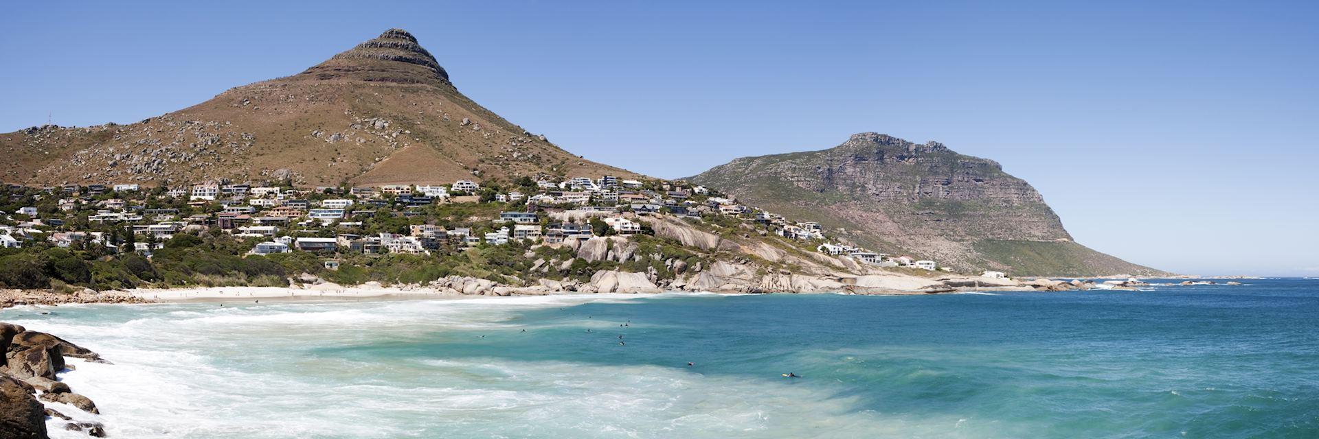 Llandudno, a suburb of Cape Town