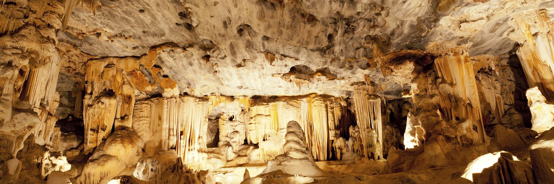 Visit the Cango Caves & Swartberg Pass, South Africa
