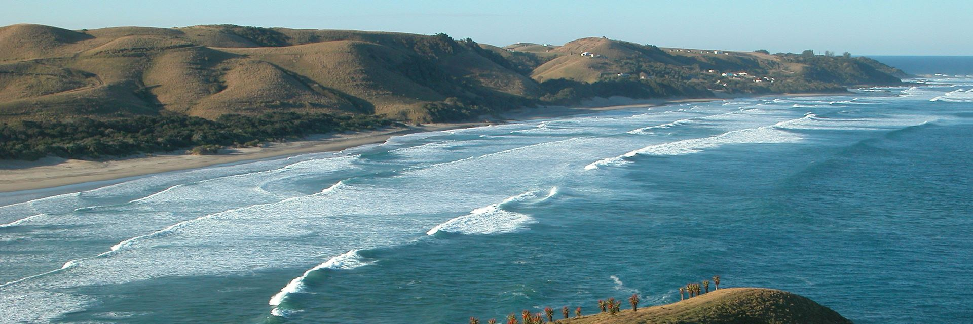 Mouth of the Umzimvubu River, Port St Johns