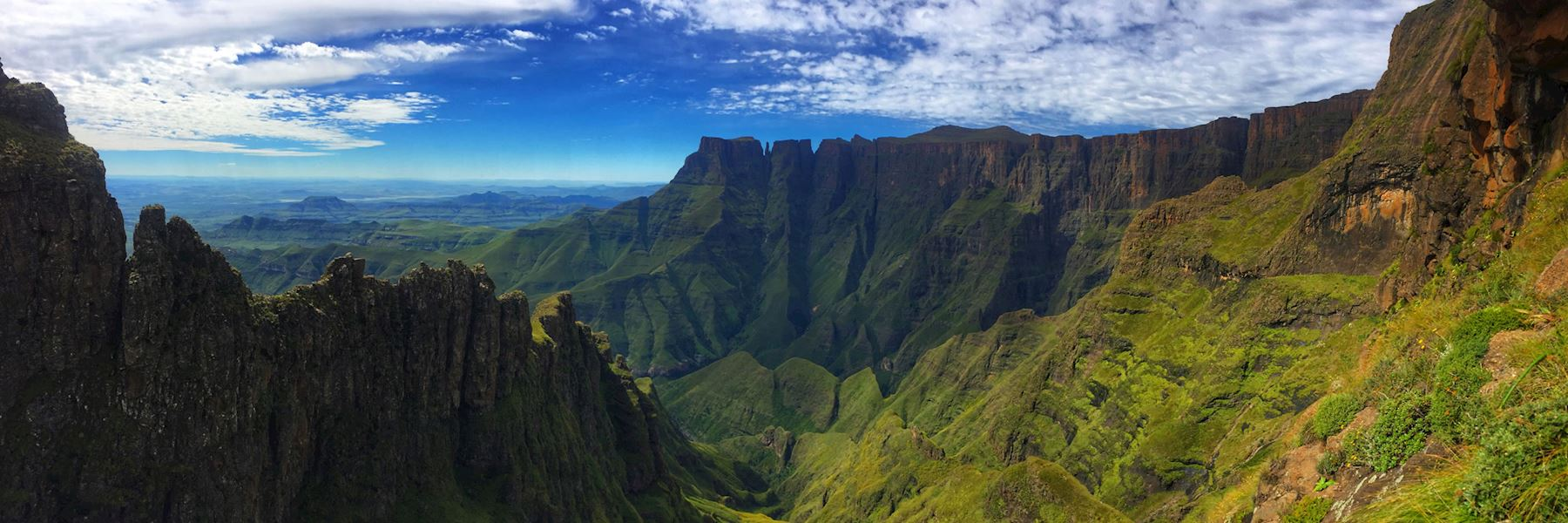 Visit the Drakensberg, South Africa