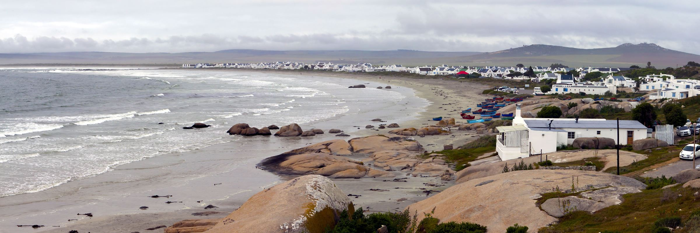 Visit Paternoster, South Africa