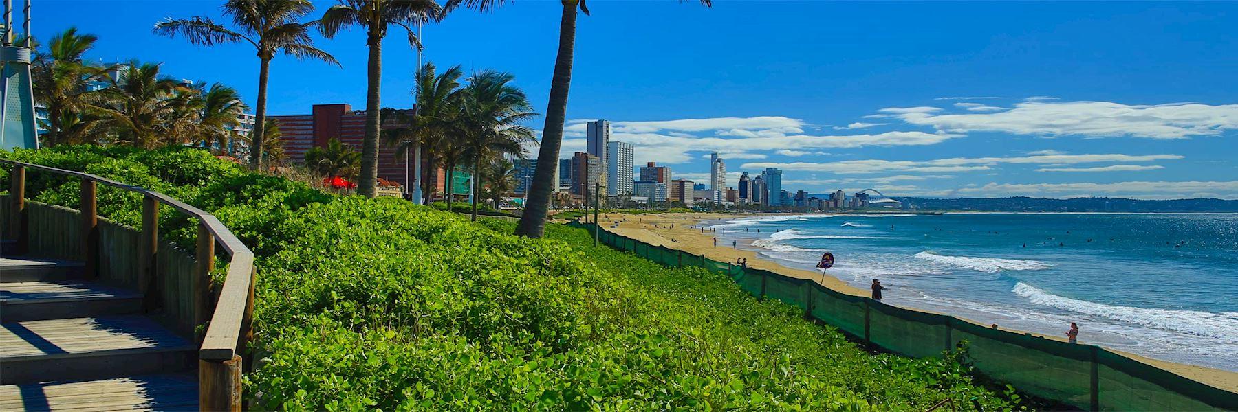 Visit Durban, South Africa