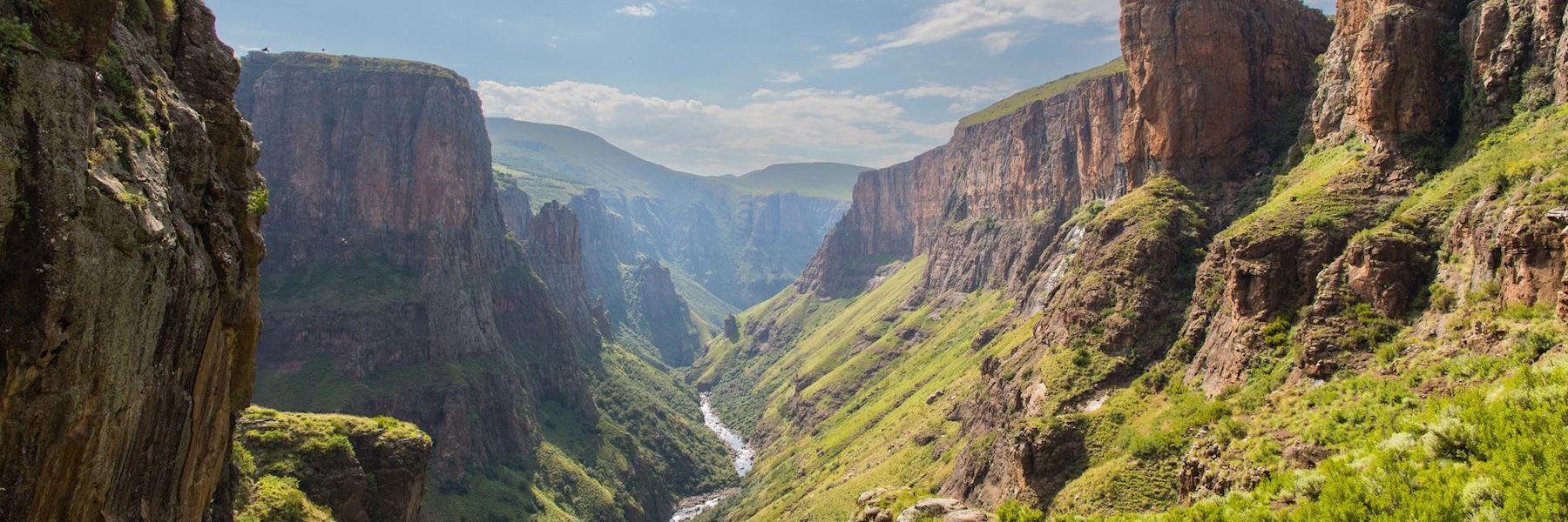 Visit Lesotho, South Africa
