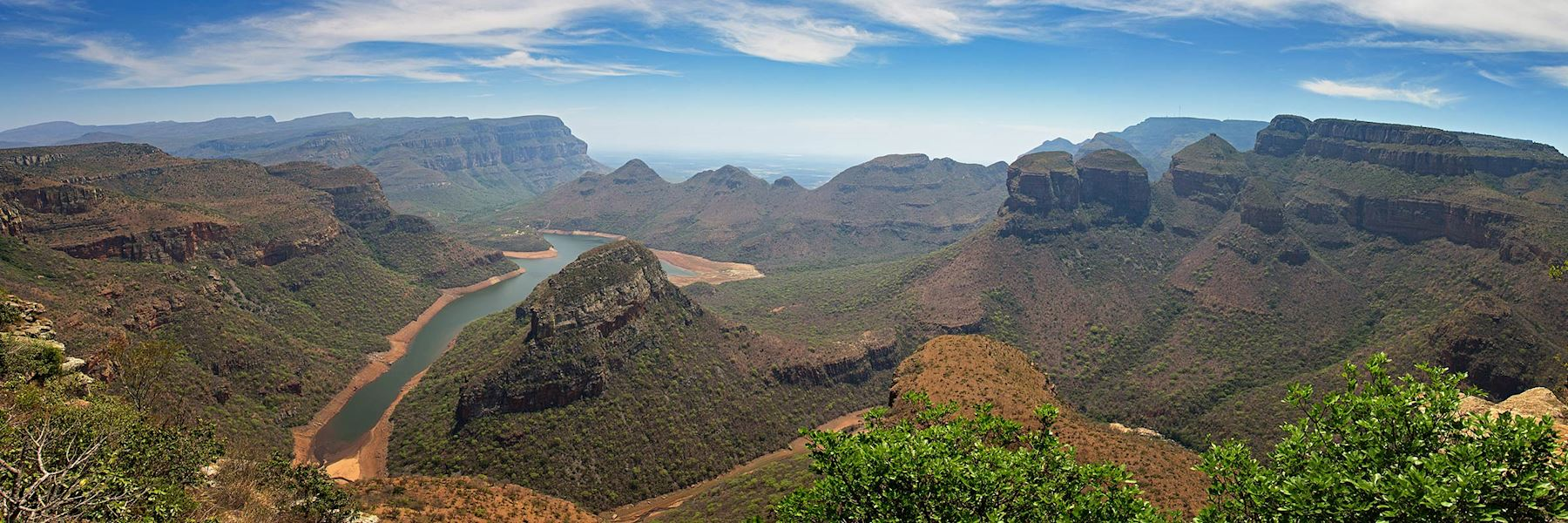 Visit the Escarpment, South Africa