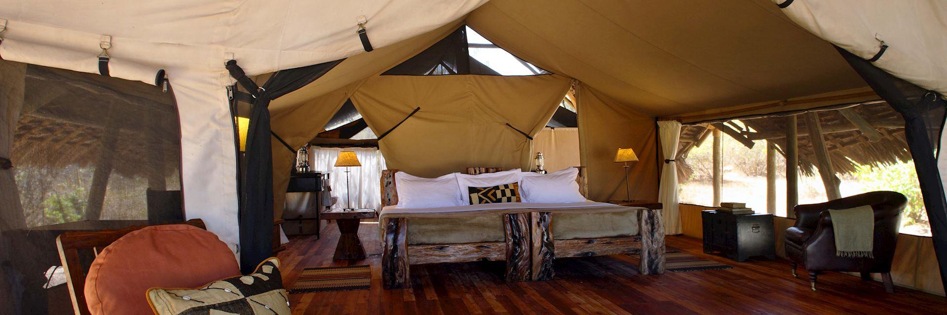 Jongomero Camp, Tanzania