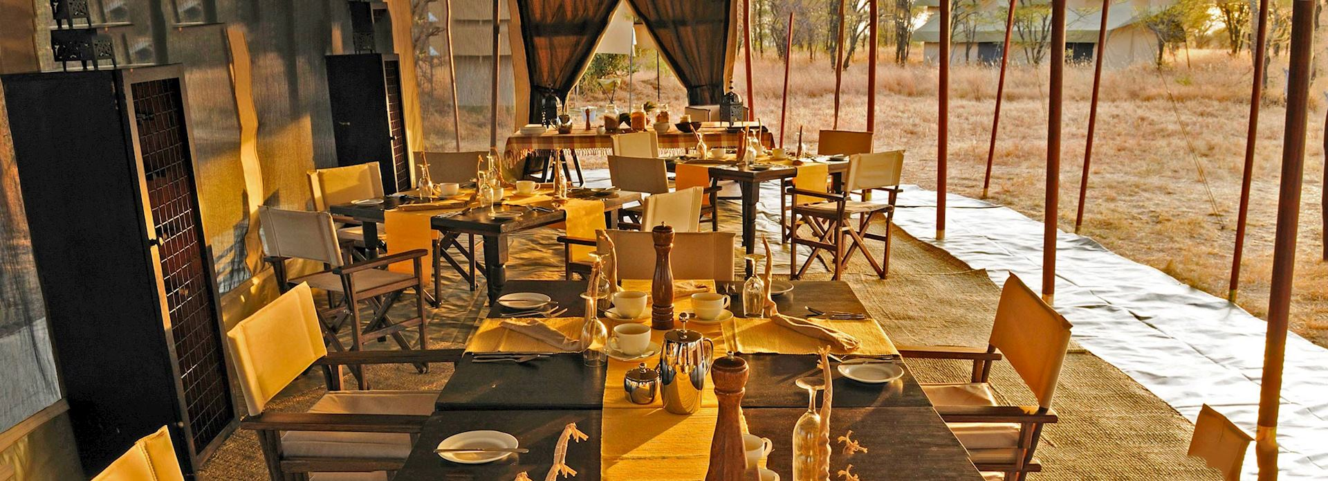 Olakira Mobile Camp, Serengeti National Park