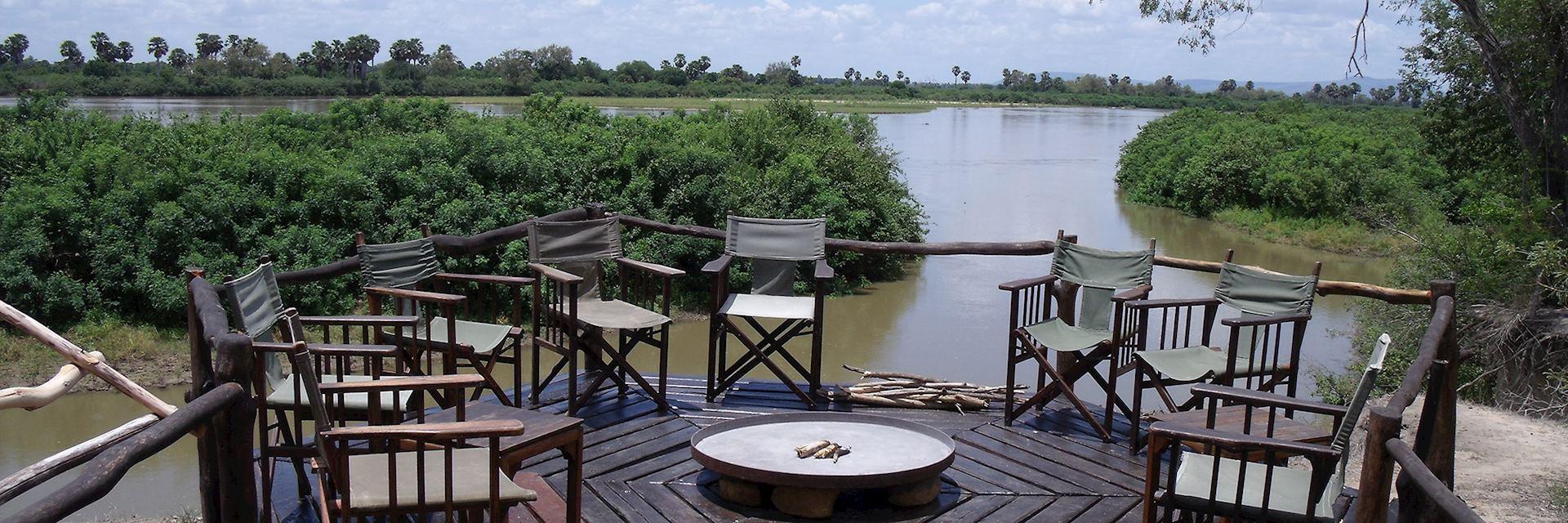 Selous Impala Camp, Selous Game Reserve, Tanzania
