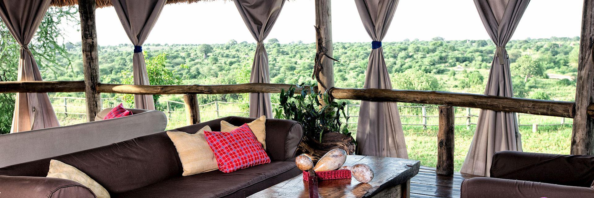 Tarangire River Camp, Tanzania