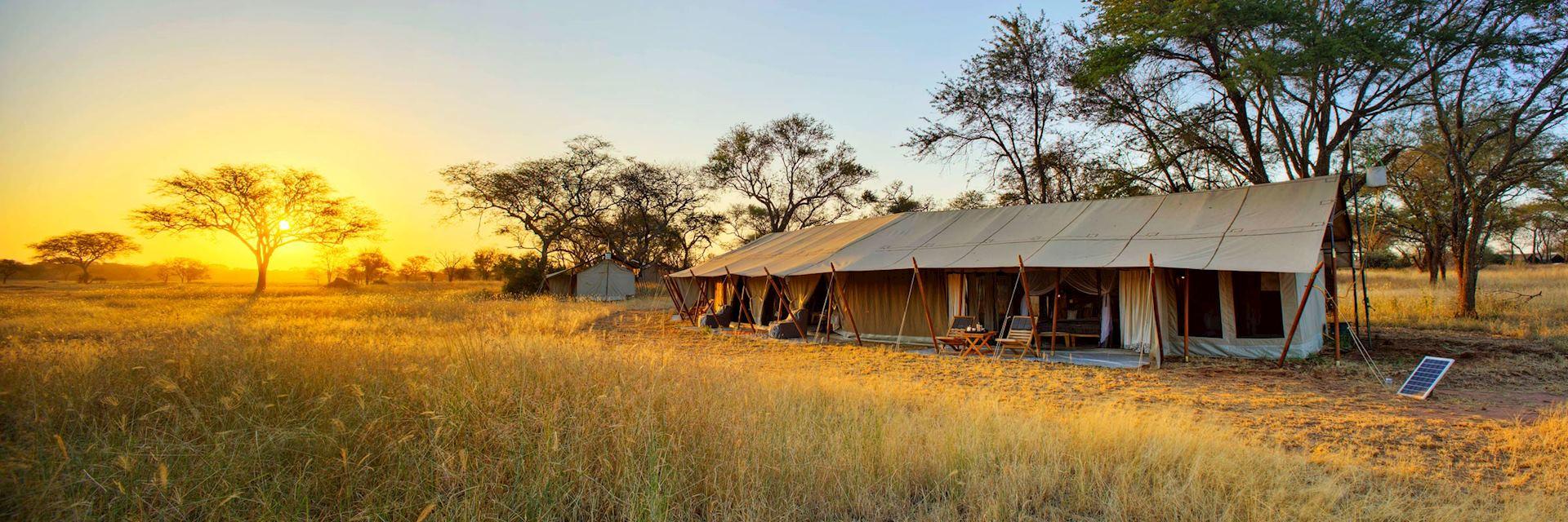Ubuntu Mobile Camp, Tanzania