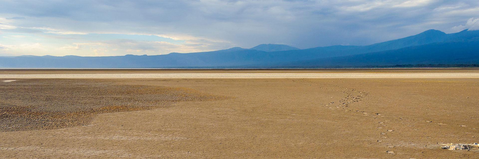 Lake Eyasi, Tanzania