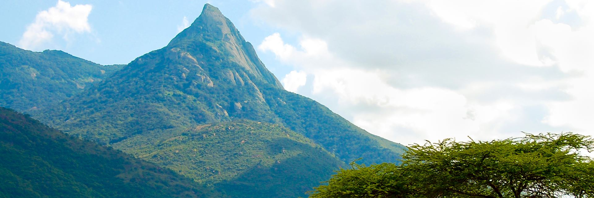 Mt Longido, Tanzania