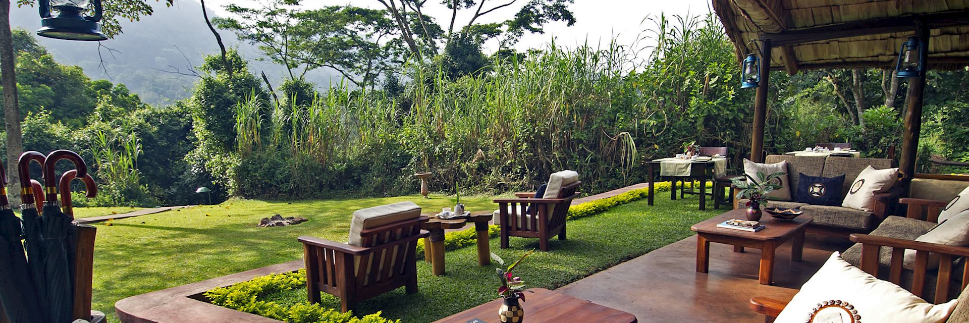 Gorilla Forest Camp, Bwindi Impenetrable Forest National Park