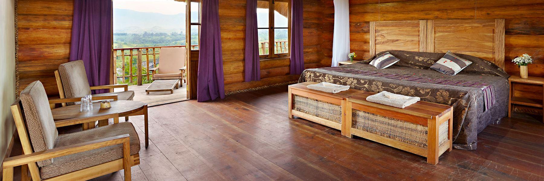 Kyaninga Lodge