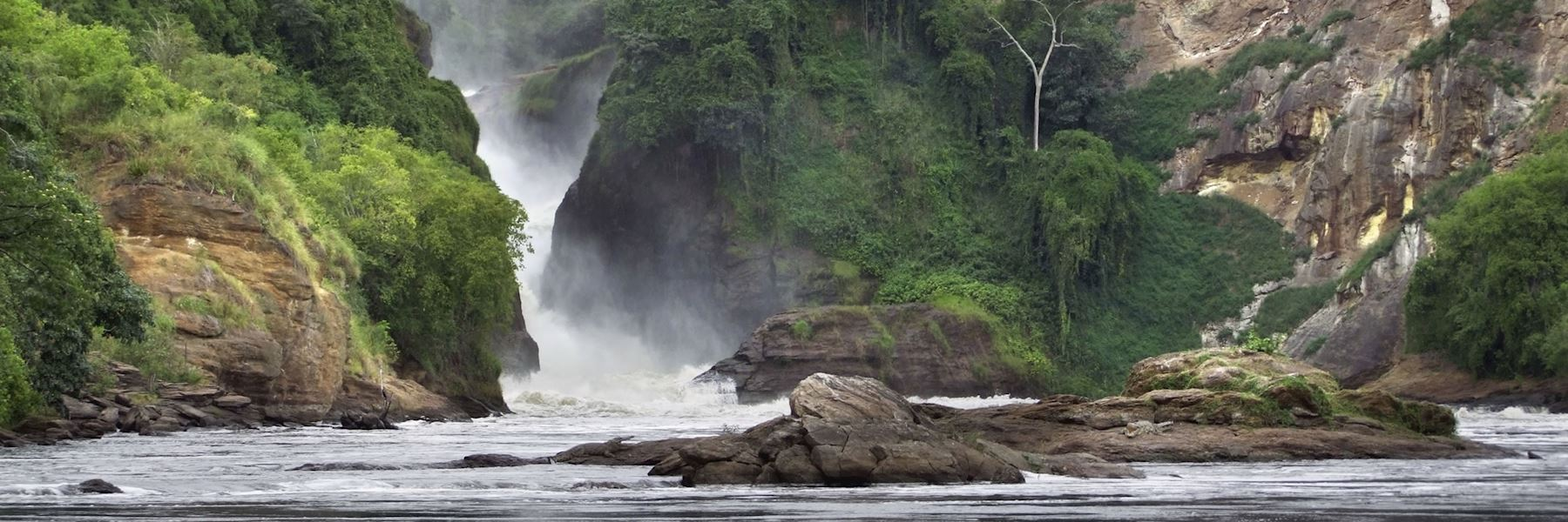 Visit Murchison Falls National Park, Uganda