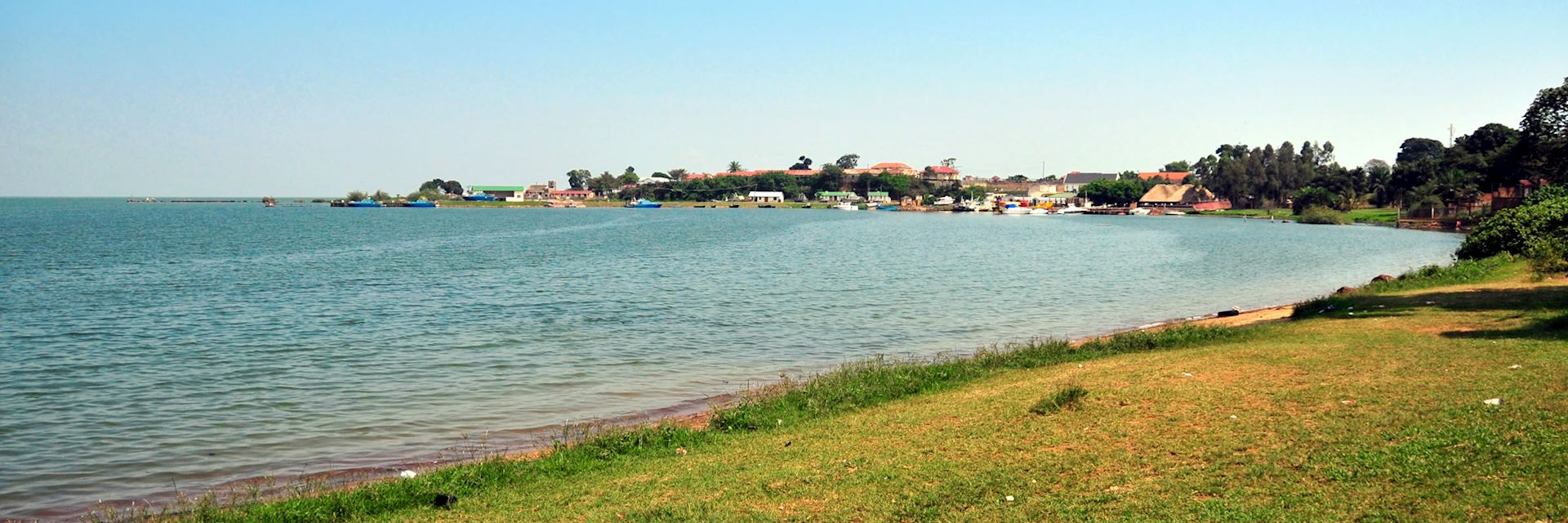 Botanical Beach in Entebbe