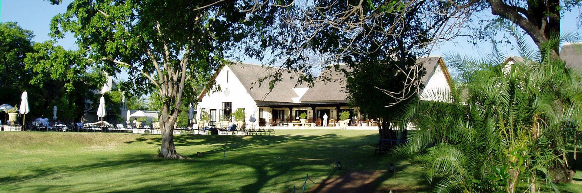 Royal Livingstone Hotel, Livingstone & the Victoria Falls