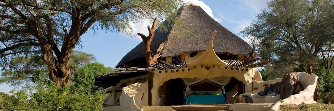 Chongwe River House, Lower Zambezi National Park
