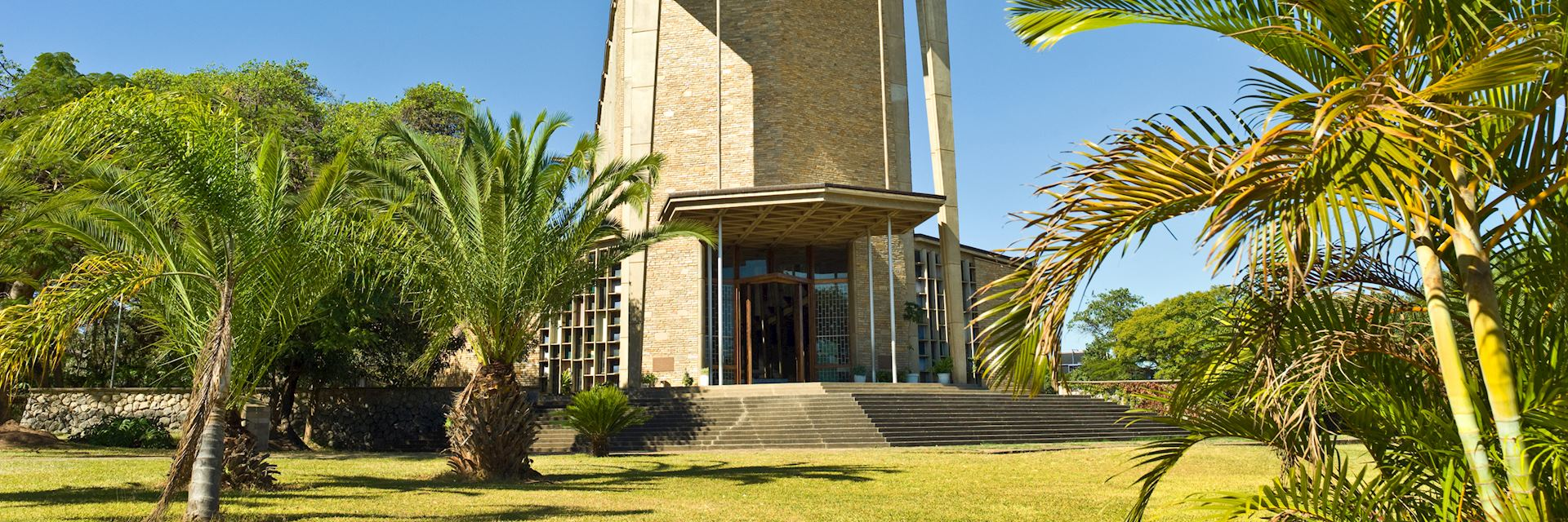 Anglican Cathedral of the Holy Cross, Lusaka