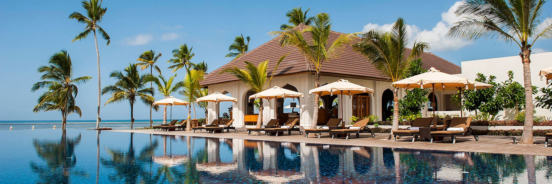 Accommodation in Zanzibar Archipelago