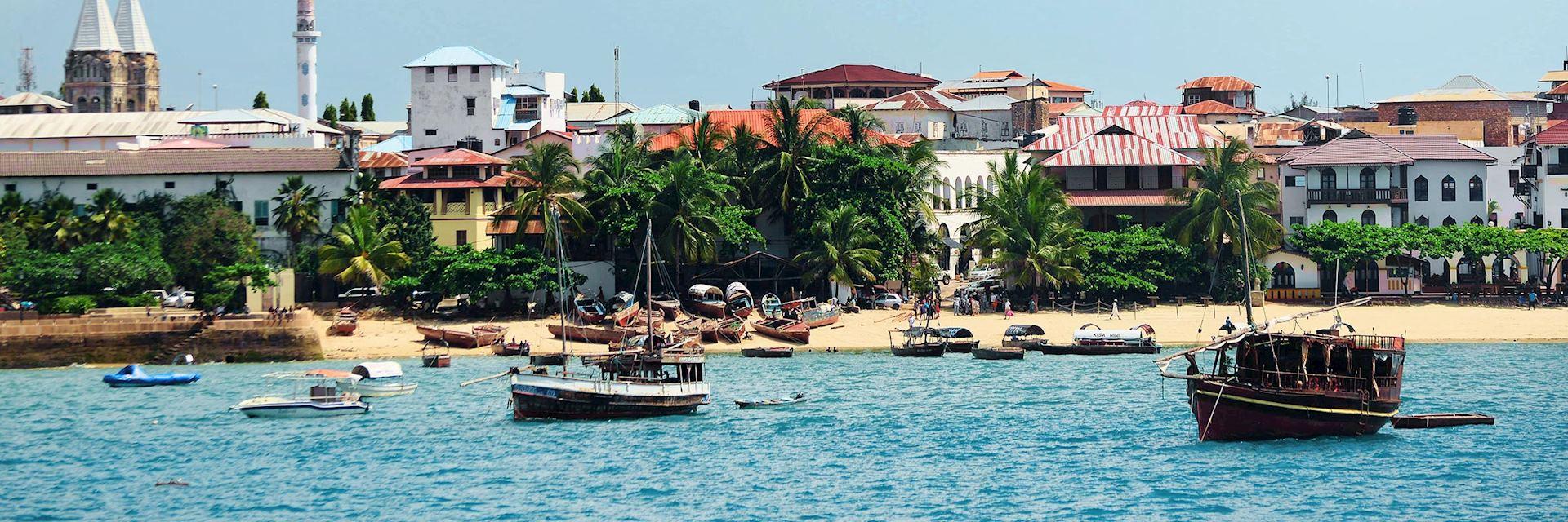 Stone Town, Zanzibar Island