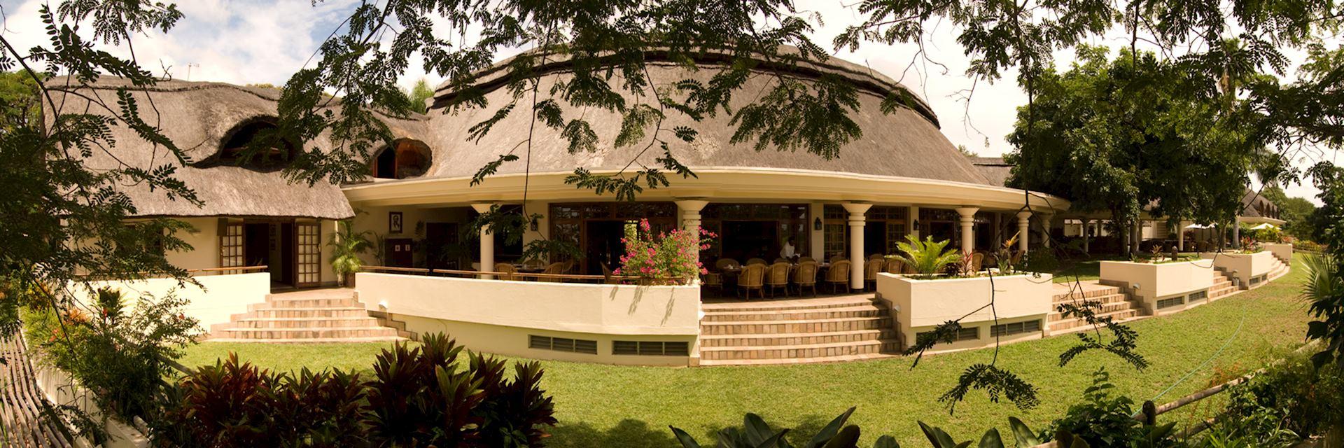 Ilala Lodge, Zimbabwe