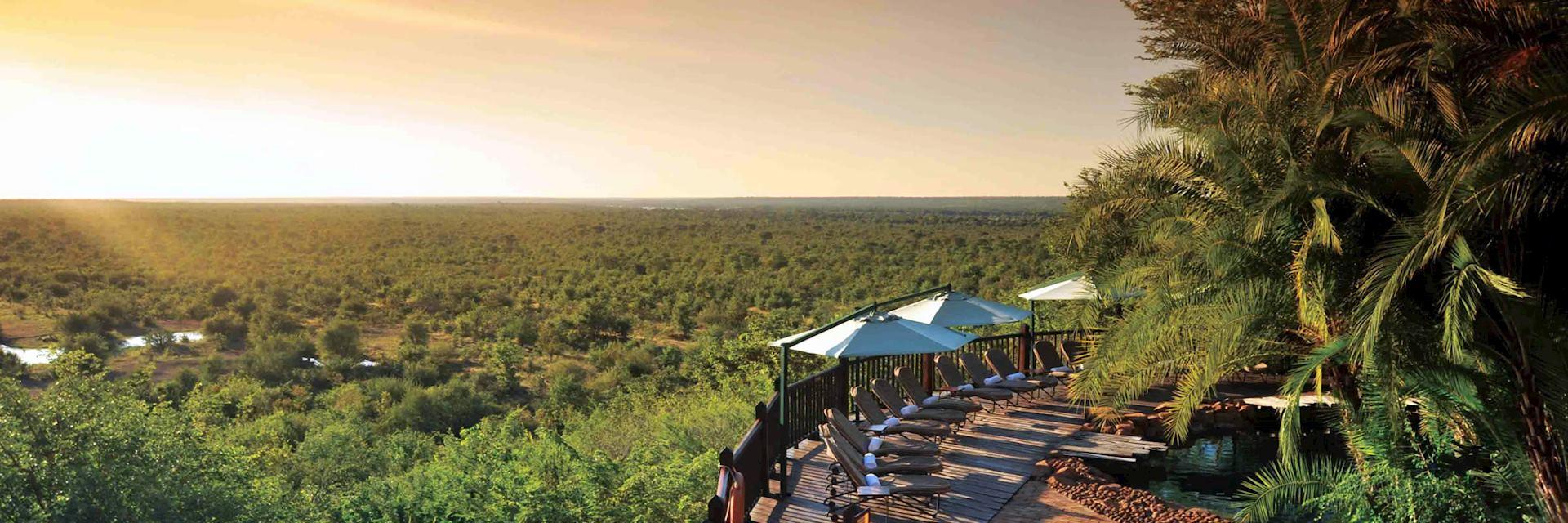 Victoria Falls Safari Lodge