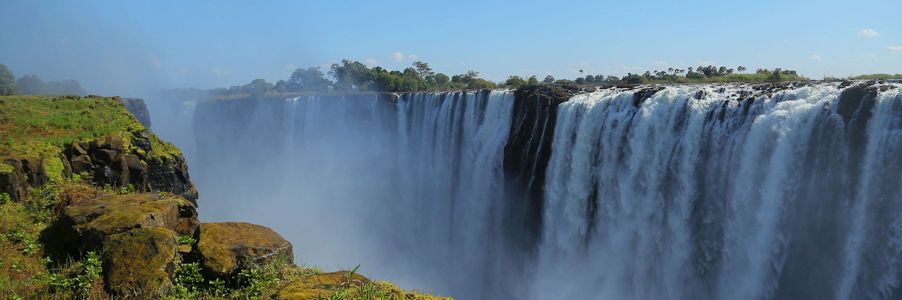When is the best time to visit Zimbabwe?