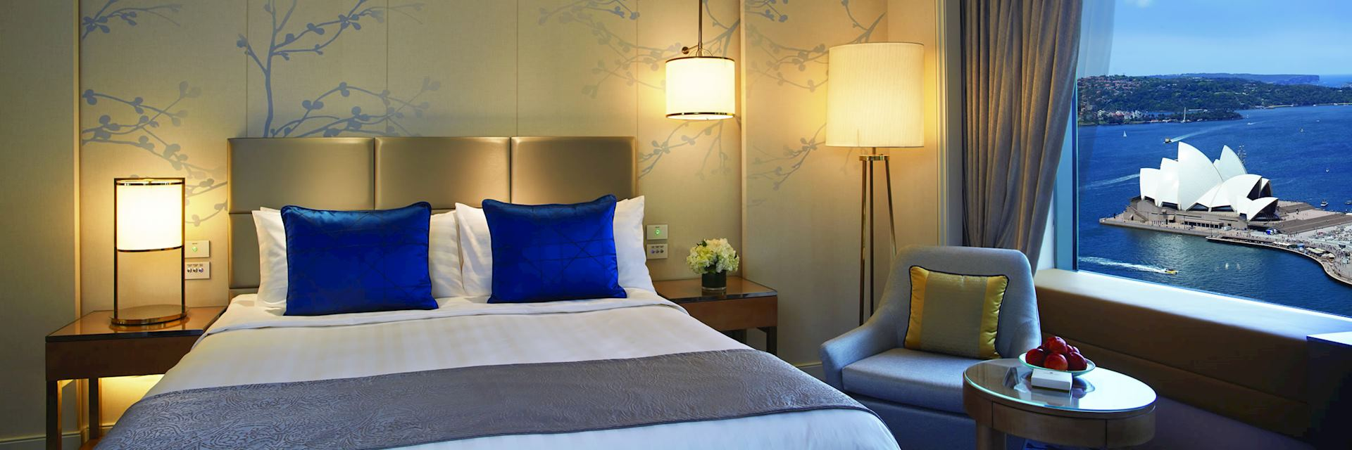 Horizon Club Room, Shangri-La Hotel, Sydney