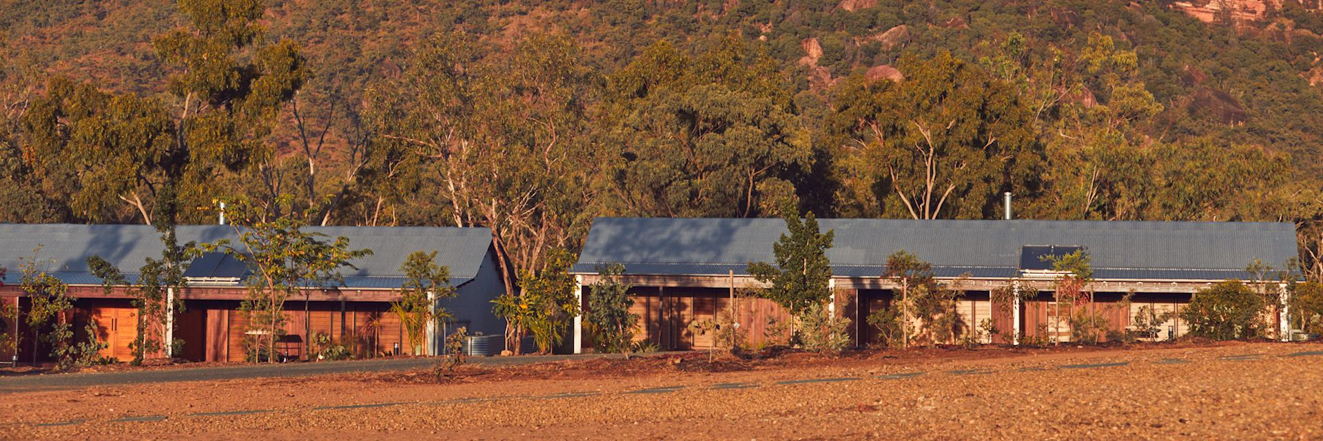Mount Mulligan Lodge