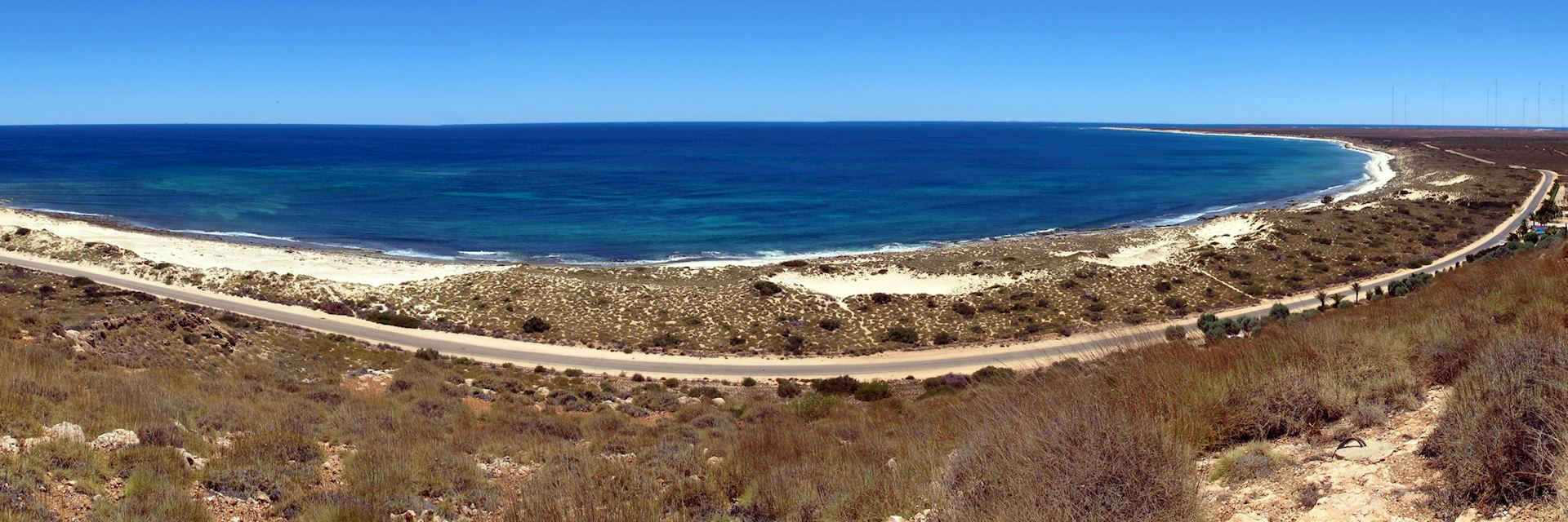 Ningaloo coastal road