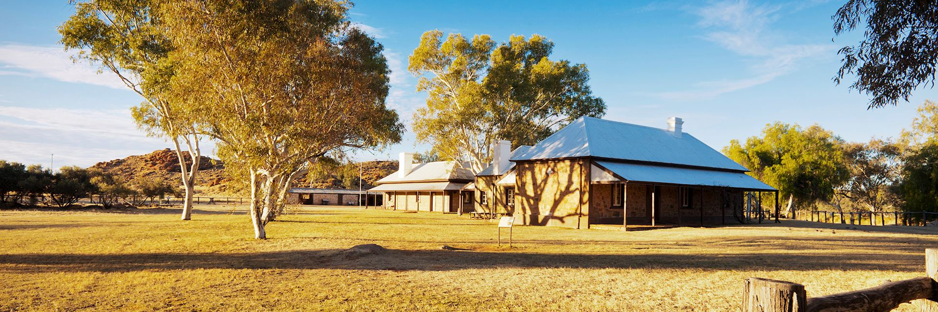 Telegraph station, Alice Springs