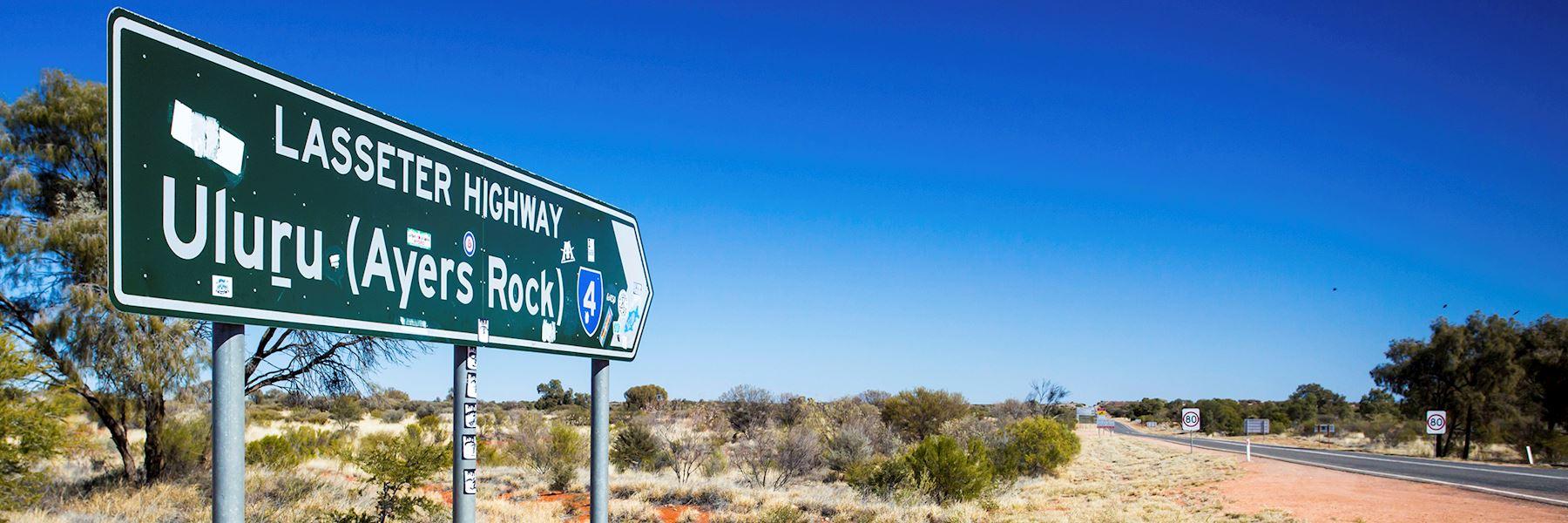 Visit Uluru-Kata Tjuta National Park, Australia