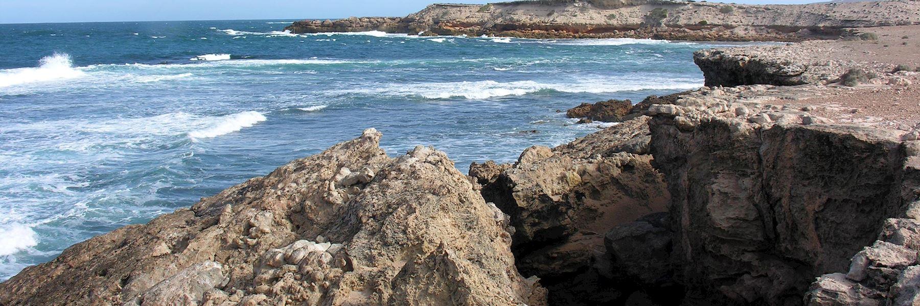 Visit Baird Bay, Australia