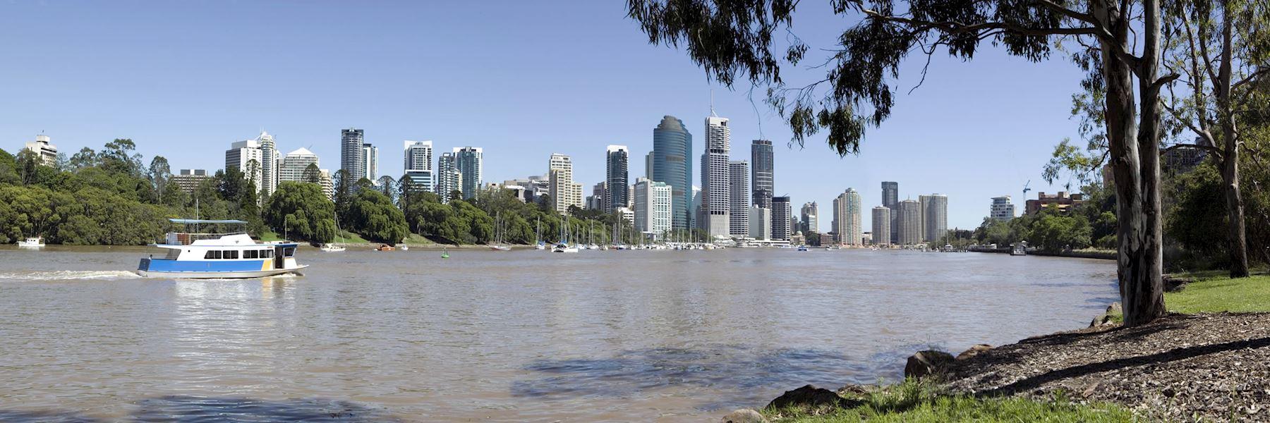 Visit Brisbane, Australia