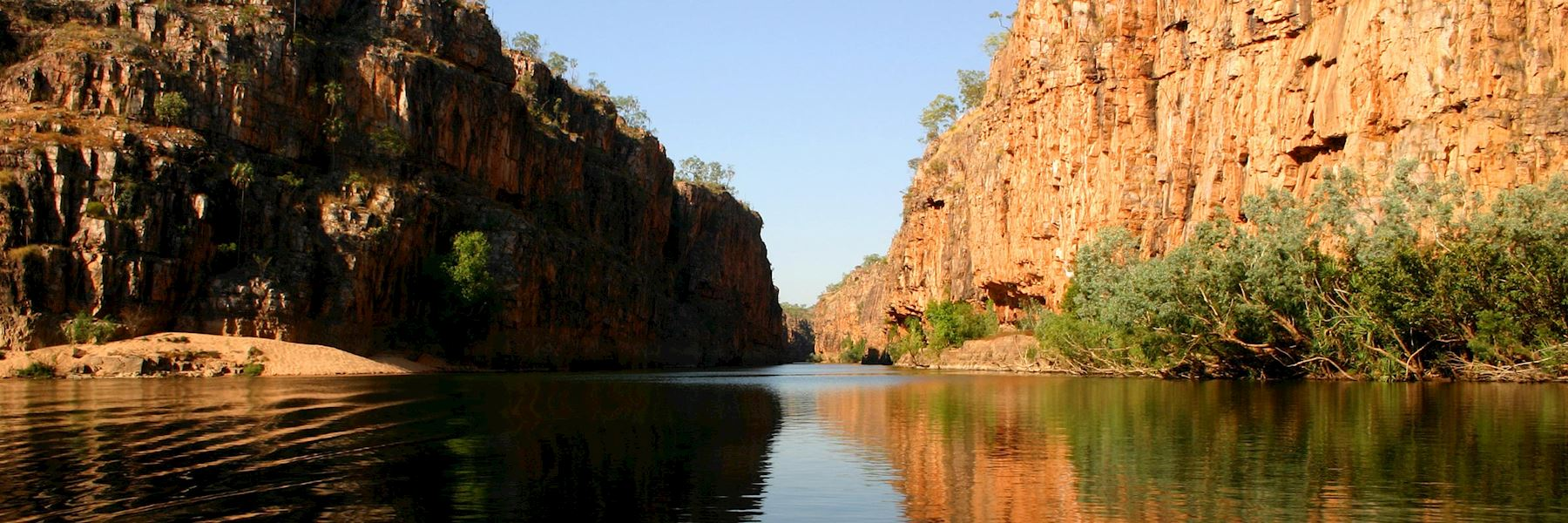 Visit Nitmiluk National Park, Australia