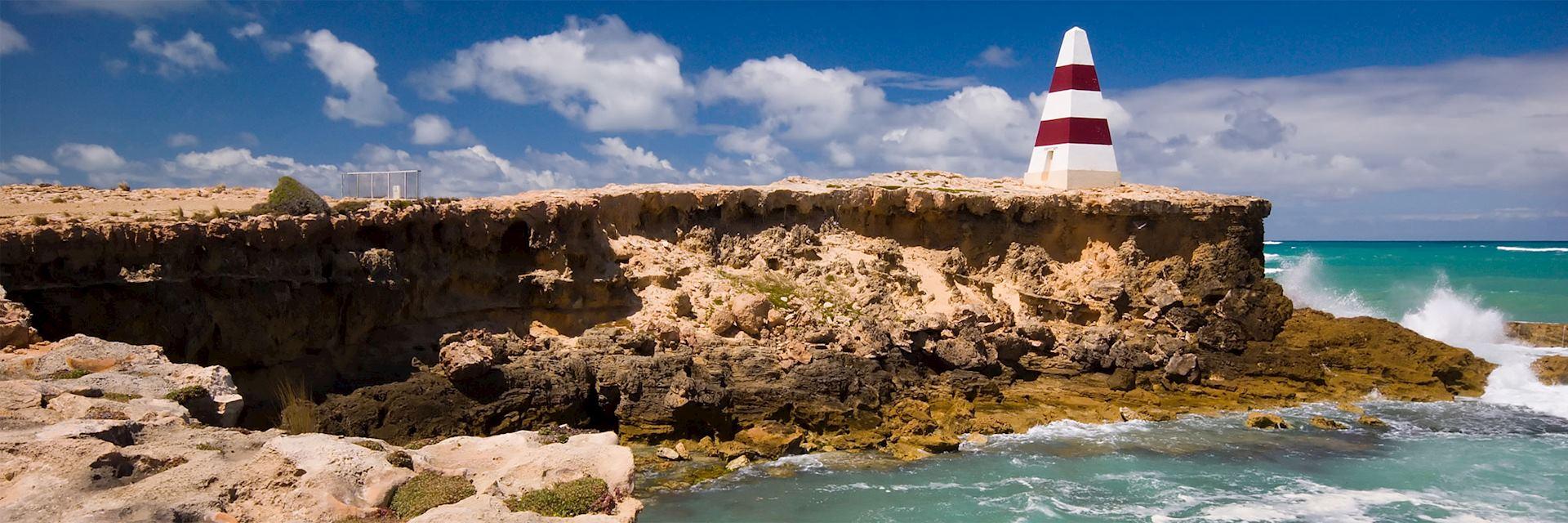 Robe coastline