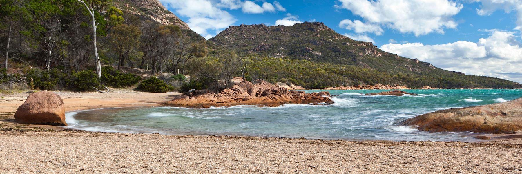Visit Freycinet National Park, Australia