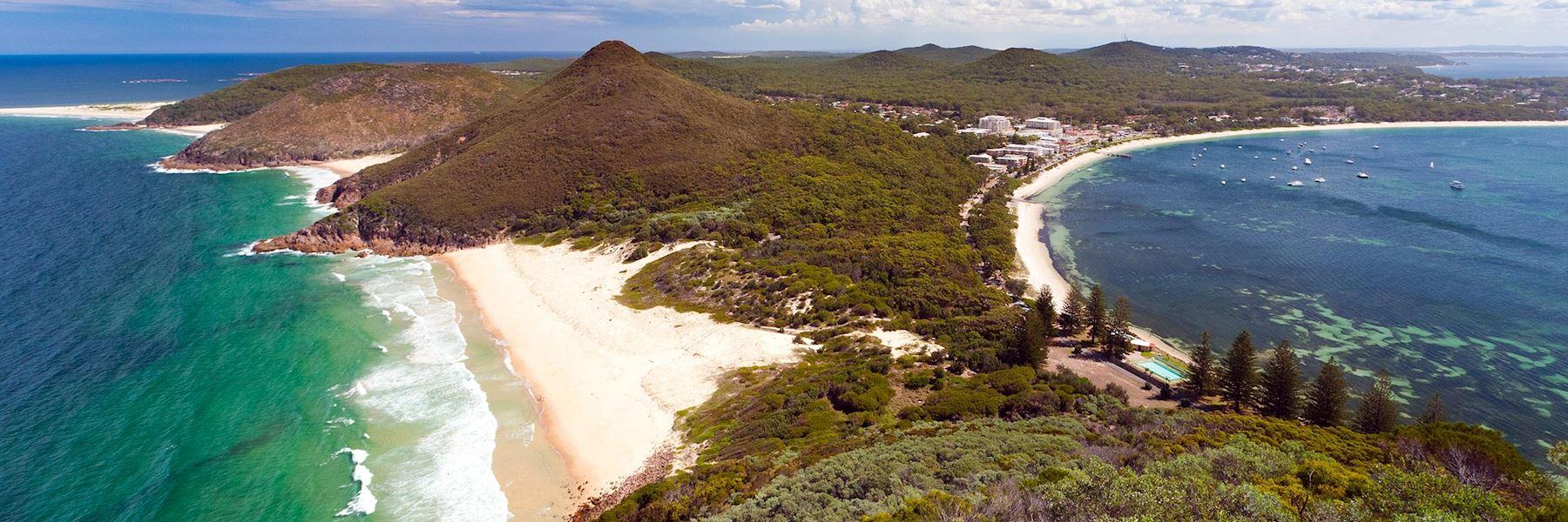 Visit Port Stephens, Australia