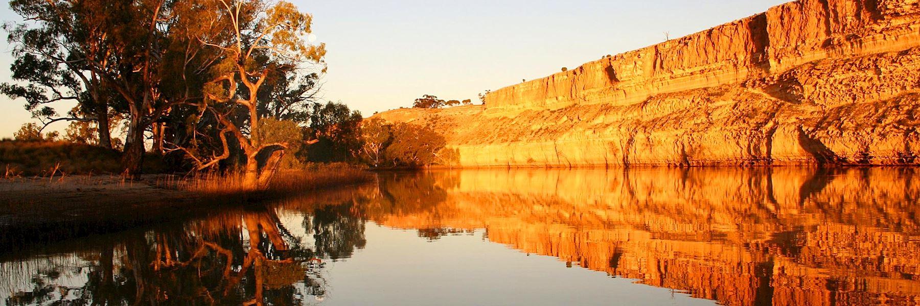 Visit Murray River, Australia