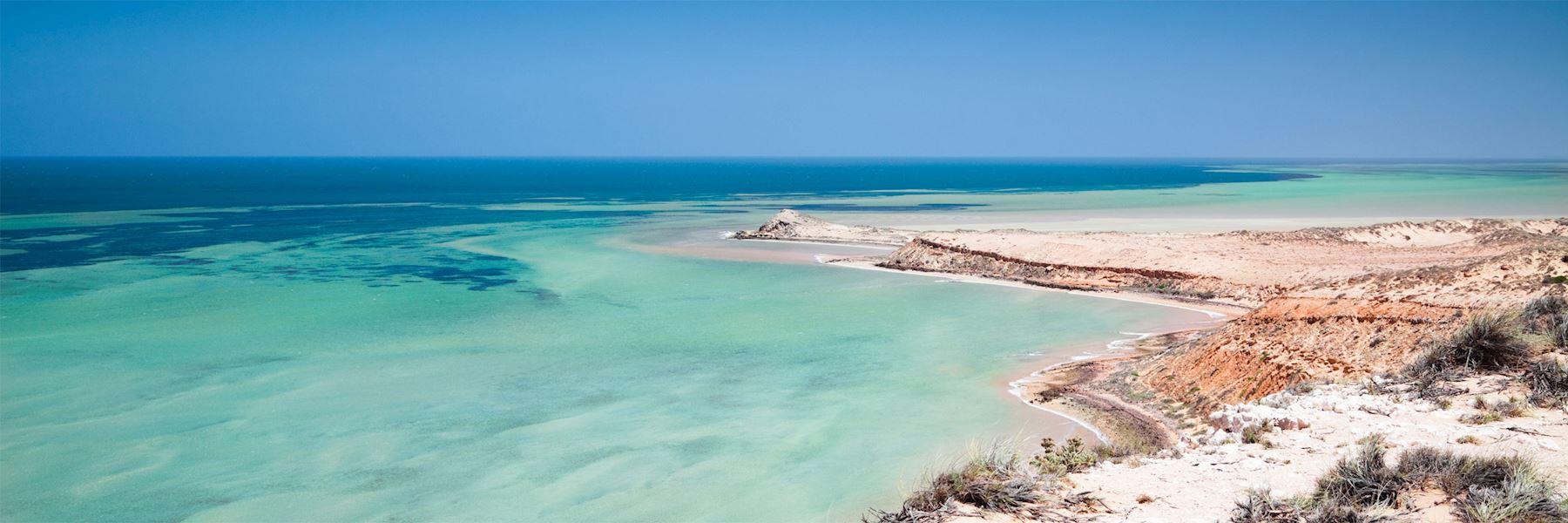 Visit Shark Bay, Australia