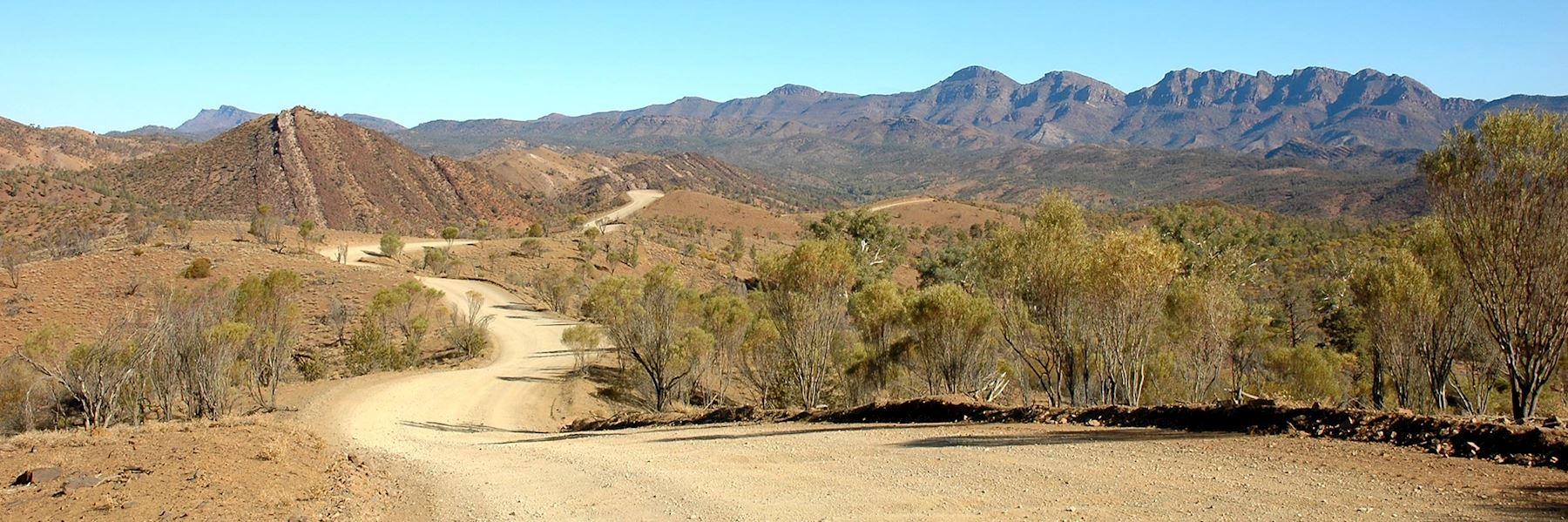 Visit Flinders Ranges, Australia