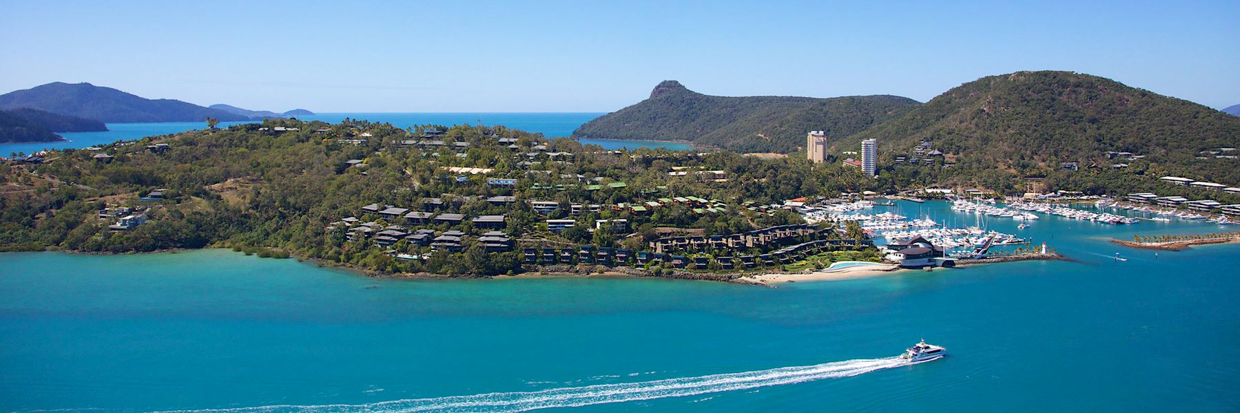 Visit Hamilton Island, Australia