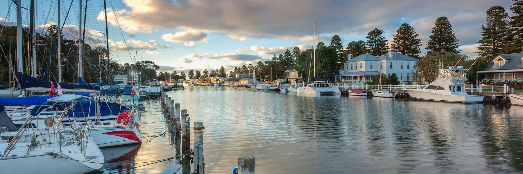 Visit Port Fairy, Australia